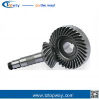 Buy cheap High Quality Material Precision Custom nonstandard carburizing steel spiral bevel gear product