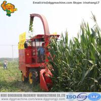 Buy cheap Self-propelled silage machine corn forage harvester from wholesalers