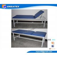 Buy cheap Portable medical office exam tables , Stainless Steel patient examination bed from wholesalers