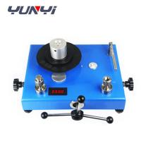 Buy cheap dead weight pressure gauge tester from wholesalers