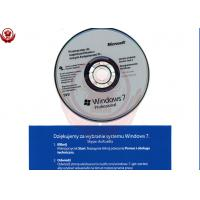 Buy cheap Microsoft Office Pro W7 Coa Windows 7 Professional Full Version With Genuine COA Key Sticker from wholesalers