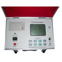 Buy cheap LCD Screen Power Cable Fault Finder Ground Fault Locator Equipment Accurate Data from wholesalers