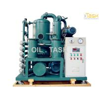 Buy cheap Vacuum Transformer Oil Purifier Machine Transformer Oil Filtration Plant Model ZYD-50(50LPM) from wholesalers