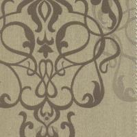Buy cheap Yarn-dyed Jacquard Fabric with 110 Inches Width, Made of 100% Cotton, Natural from wholesalers