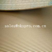 Buy cheap Die Cut Printing EVA Rubber Sheets For Shoes Sole Good Stability Rubber Outsole Shoes Soles from wholesalers