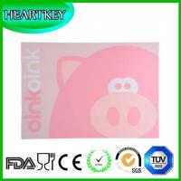 Buy cheap food grade ptfe silicone baking mat with custom printing  Silicone Baking Mat from wholesalers
