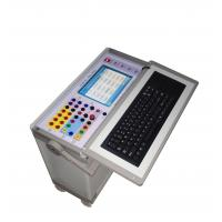 Buy cheap Automatic Relay Protection Secondary Injection Relay Test Set With Keyboard from wholesalers