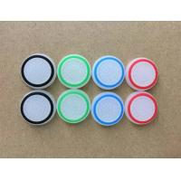 Quality TPU Pimple Thumb Grip Analog Stick Cover Caps Glow in Dark for PS4 PS3 XBOX ONE 360 - White for sale