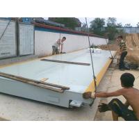 Buy cheap 3x18m Industry weighbridge/80ton truck scale /3x18m 80ton Truck scale80ton loadmeter from China supplier from wholesalers