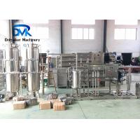 Buy cheap 5 Tons Industrial Reverse Osmosis System Bottle Water Plant Treatment System from wholesalers