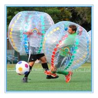 Buy cheap Transparent Body Zorb Ball, Inflatable Bumper Ball for kiddies(CY-M2725) from wholesalers