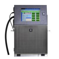 Buy cheap 10.4 Inch TFT Color Touch Screen Small Character Inkjet Coder For Production Line from wholesalers