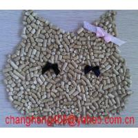 Buy cheap 100% Natural Pine Wood Cat Litter from wholesalers