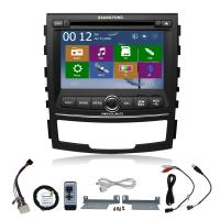 Buy cheap 7 inch Touch Screen car DVD player for SSANGYONG KORANDO with GPS product