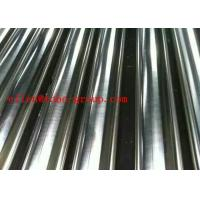 Buy cheap Super duplex steel steel pipeASTM A790/790M S31803 (2205 / 1.4462), UNS S32750 (1.4410) UNSS32760 from wholesalers