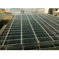 Buy cheap Platform Hot Dipped Galvanized Steel Grating Twisted Bar High Strength product