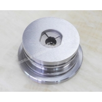 Buy cheap 1.2344 Custom Plastic Mould Parts Cnc Turning Parts For Plastic Injection Mould from wholesalers