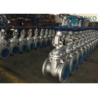 Buy cheap Flexible Wedge Industrial Gate Valve API600 Handwheel Operation WCB Material from wholesalers