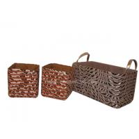 Buy cheap Handmade straw Storage Basket from wholesalers