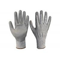 Buy cheap High Performance Non-Slip PU Palm Level 5 Cut Resistant Safety Work Wear Protective Gloves from wholesalers