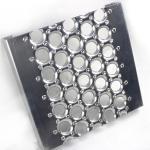 Buy cheap Safety Grip - Strut Aluminum Walkway Grating , Galvanised Floor Grating from wholesalers