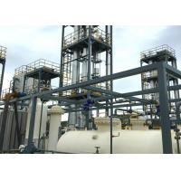 Buy cheap High Efficiency Cryogenic Air Separation Plant , Energy Saving Small Scale Lng Plant product