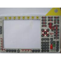 Buy cheap Light Weight PET / PC Keypad Membrane Switch Overlay For Medical Equipment from wholesalers