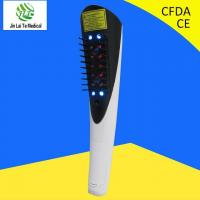 Buy cheap Make the hair growth,2017 New Hair Artifact! ! Hair Growth Medical Equipment Semiconductor Laser Hair Comb Make Hair Ric from wholesalers