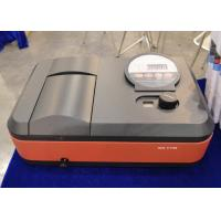 Buy cheap Drug testing Visible Double Beam UV Spectrophotometer With universal parallel interface from wholesalers