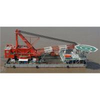 Buy cheap Korea germany floating crane 100T TO 5000T sell and charter crane barge from wholesalers