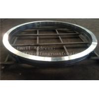 34CrMo4 SCM430 SCM2 4130 Alloy Steel Forgings Gear Rings Shaft Blanks  Oil Well Drill Pipe Couplings