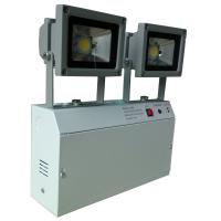 Buy cheap Commercial Buildings Self Testing Emergency Lights Fixture With 2X10W COB LED from wholesalers