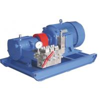 Buy cheap 3D2-SZ High pressure pump for Triplex plunger pump Capacity 40-170L/min from wholesalers