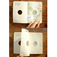 Buy cheap Customized Timepiece Notebook Gift Watch Stainless Steel Back Case from wholesalers