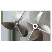 Buy cheap TS16949 316 Stainless Steel Shear Outboard Propellers Mirror Polish from wholesalers