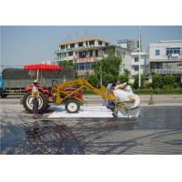 Buy cheap White PET Non Woven Geotextile For Filtration / Seperation / Slop Protection from wholesalers