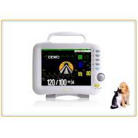 Bedside Veterinary Patient Monitor, 10.4 Inch Screen Veterinary Ecg Monitor