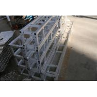 Structural Steel International Modular Truss System Heavy Duty Silver Coating