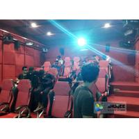 Buy cheap Electric Chair System Of 5D Movie Theater With 3 DOF Motion Chair In The Hall product