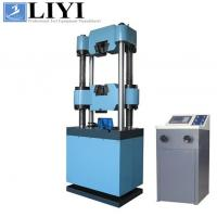 Buy cheap Computer Servo Hydraulic Universal Tensile Testing Machine High Accuracy from wholesalers