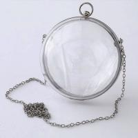Buy cheap Ready To Ship: Novelty Ladies Purses Metal Ring Handle Acrylic Handbag Women Evening Bags from wholesalers