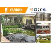 Buy cheap Eco-friendly Sound Insulation Fireproof Modern Prefab Houses Villa System from wholesalers