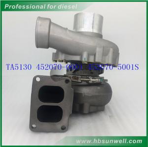 Buy cheap Garrett Turbocharger Kits TA5130 452070-0001 452070-5001S for DAF Truck F95 WS315L Engine product