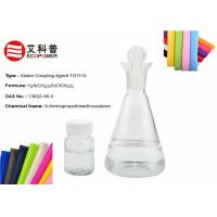 Buy cheap Improve Dry And Wet Bending Amino Silane Coupling Agent For Thermoplastic / Thermosetting Resin from wholesalers