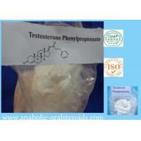 Buy cheap Testosterone Phenylpropionate CAS 1255-49-8 Anabolic Steroid For Performance Enhance from wholesalers