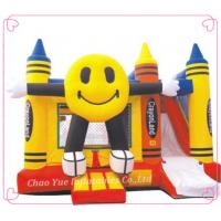 Buy cheap New Design Kids Inflatable Jumping Bouncy Castle for Sale (CY-M2072) from wholesalers