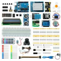 Buy cheap Light Weight Arduino Starter Kit UNO R3 Board Atmega328p Starter Kits from wholesalers