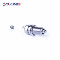 China Nickel Plated Brush Cutter Spark Plug ,  DENSO W20M-U Spark Plugs For Gas Trimmers on sale