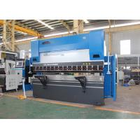 Buy cheap Automatic 600 Ton Press Brake Machine , Sheet Metal Bending Machine Double Guided Ram from wholesalers