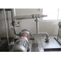 Buy cheap Industrial Liquid Hand Wash Making Machine Low Power Consumption from wholesalers